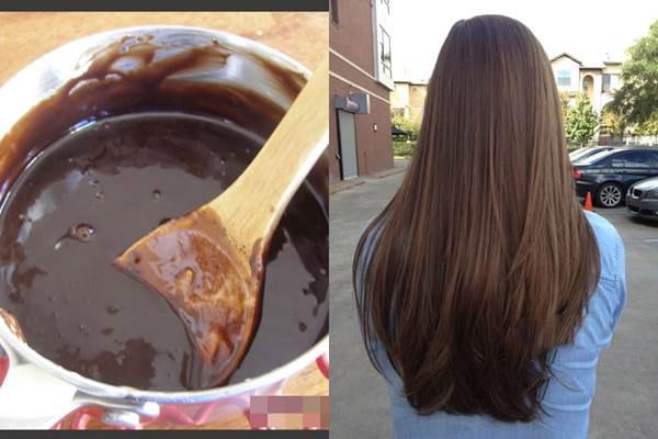 Tự nhuộm tóc màu nâu siêu đẹp, siêu an toàn tại nhà với hỗn hợp này, không cần thuốc nhuộm độc hại