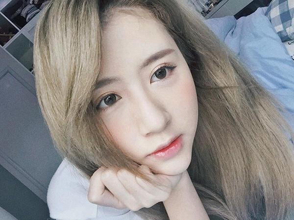 Học lỏm bí quyết chọn màu tóc nhuộm cho da trắng sáng rạng rỡ