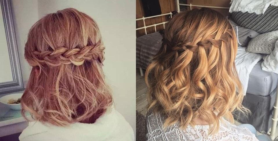8 kiểu tóc tết ''chất muốn ngất'' dành cho cô nàng tóc ngắn khiến các chàng ''đổ gục'' vì quá xinh