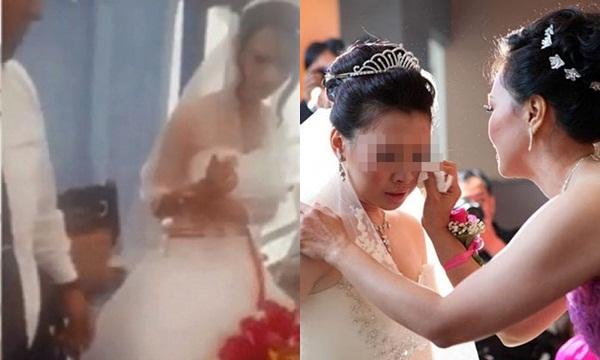 Chứng kiến con rể giàu tát vợ vì không đưa phong bì mừng, mẹ cô dâu nổi điên tuyên bố...