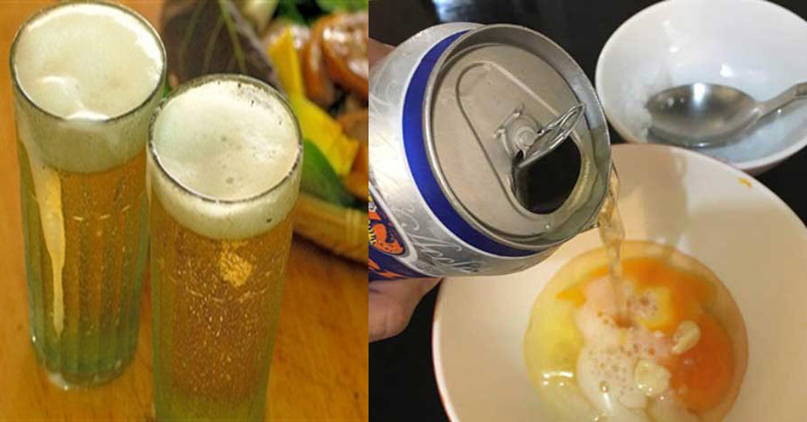 3 cách làm da đen bẩm sinh cũng trắng bóc từ trên xuống dưới như trứng không cần thoa kem chỉ nhờ bia