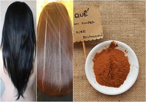 Biến tóc đen thành nâu, tóc khô xơ trở nên suôn mượt đẹp hơn cả salon đắt tiền chỉ bằng 2 thứ này