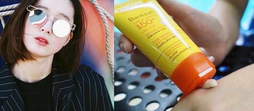 """3 sản phẩm chống nắng """"huyền thoại"""", vừa chống đen da, vừa ngăn ngừa lão hóa được các nàng thích mê"""