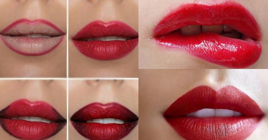 Bạn sẽ sở hữu đôi môi căng mọng, quyến rũ sau 5 phút mà chẳng cần bơm phun với cách này
