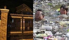 Đang giàu có bỗng 2 bố con hàng ngày cứ vừa khóc vừa lội đầm rác, tưởng bị ma ám nhưng đằng sau sự thật là...