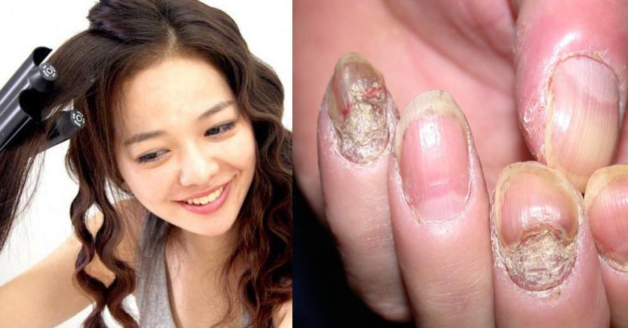 Cảnh báo: Bạn nên dừng ngay 6 thói quen này trước khi da, tóc, móng hư tổn hết