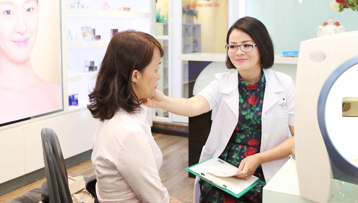 Ngày hội trị nám: Khám soi da - Chuẩn y khoa cùng Bác sĩ da liễu 10 năm tu nghiệp tại Nhật