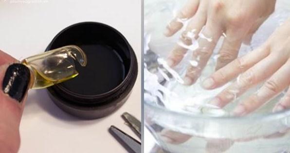 Cắt 2 viên Vitamin E rồi cho vào chén nước ấm: mẹo quá hay khiến triệu phụ nữ làm theo