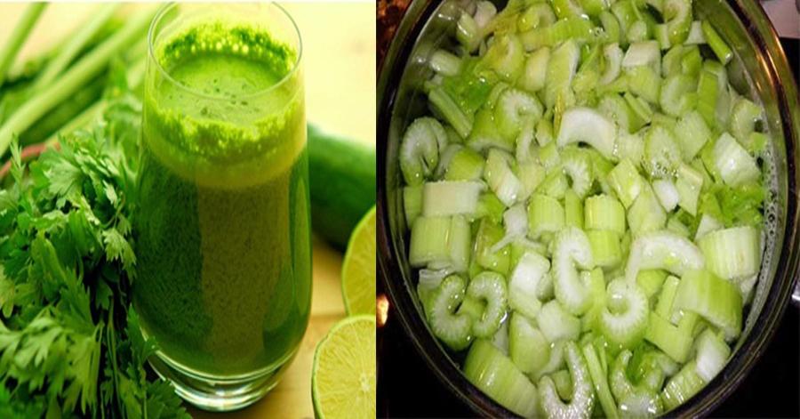 Đun chanh với rau này, bạn sẽ giảm ngay nhanh 5kg sau 2 tuần