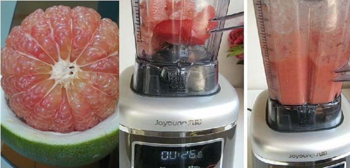 Chuẩn bị 1 bưởi + 1 cà chua: Đầu tuần 50kg đến cuối tuần còn 45kg, da dẻ lại trắng hồng chẳng cần bôi kem