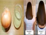 Tóc mọc dày và dài gấp 3 bằng cách sử dụng công thức đơn giản này