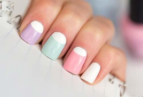 Tha hồ lựa chọn những mẫu nail đẹp sinh ra để dành riêng cho các cô nàng nữ tính