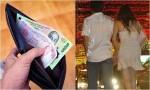 Bạn trai rủ đi chơi xa nhưng chỉ bỏ ví 100k, cô gái lặng lẽ để thứ này vào ví làm chàng trai câm nín...