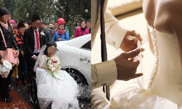 Chi 500 triệu cưới gái què về làm vợ và đêm tân hôn được em cho chiêm ngưỡng cái này tôi biết mình...