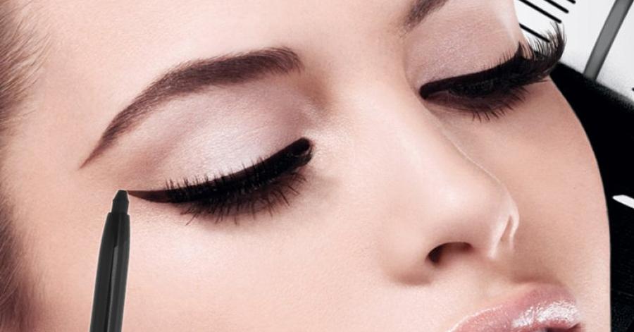 4 thủ thuật nhỏ giúp kẻ mắt không bao giờ lem vô cùng hữu ích cho các nàng