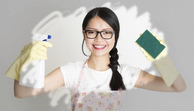 Đừng nên ở quá sạch - Nhà cửa bẩn một chút mới tốt?