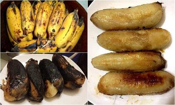 Quên chuối luộc đi, cứ lấy để nướng theo cách này, ăn vừa thơm ngon lại dễ dàng giảm 5-7kg chỉ sau 7 ngày