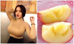 """6 loại quả hàng đầu chỉ cần ăn vào là ngực cứ thế """"nở', to ra mấy size lại chẳng bao giờ lo mắc ung thư vú"""