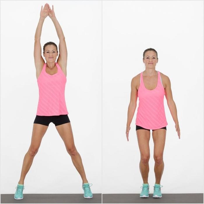 Tập động tác này mỗi sáng, chỉ sau 2 tuần bụng phẳng, eo thon tức thì ai cũng phải mê
