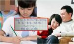 Biết bố ngoại tình, cô bé 12 tuổi giấu mẹ lén viết đơn ly hôn để thử lòng bố và cái kết ai cũng há hốc mồm