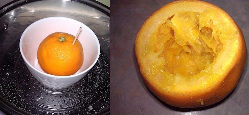 Ho khan ngứa cỏ khó chịu ngày đêm, đem cam hấp muối ăn vào khỏi ngay