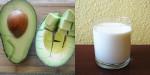 Trộn bơ với sữa tươi để ăn tiện thể thoa lên mặt, cô gái giật mình khi thấy da căng mướt, trắng mịn vào sáng hôm sau