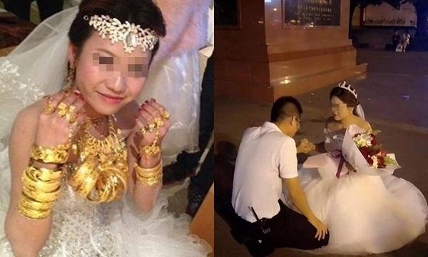 Bạn trai bỏ đi lấy gái giàu, cô gái nghèo mặc váy cô dâu đến dự khiến ai cũng tưởng định cướp chú rể nhưng không ngờ cô lại...