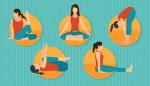 Muốn khỏe người, trẻ tâm hồn thì cứ tập những động tác yoga này mỗi tối