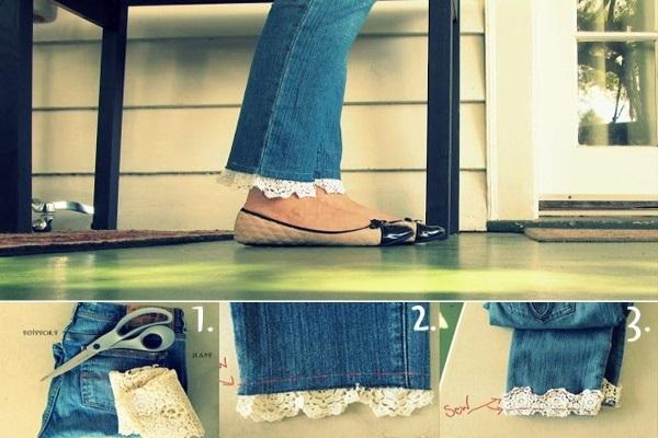 Đọc xong bài viết này, bạn sẽ tiếc hùi hụi vì đã vứt hết quần jeans cũ đi