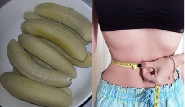 """Tập ăn chuối xanh đều đặn ngay thôi chị em vì mập ú cũng thành """"mình hạc xương mai"""" chỉ nhờ quả chuối nè"""