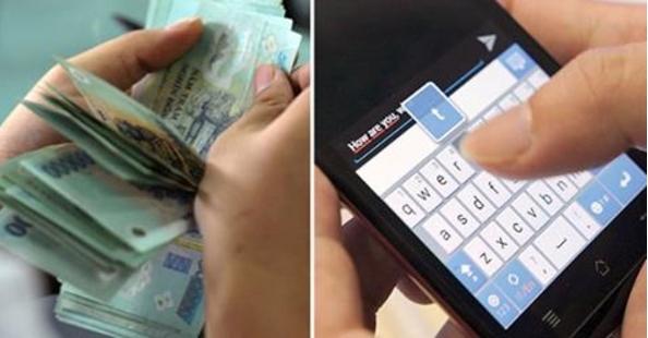 Anh giả vờ cần tiền gấp nên gửi tin nhắn cho 9 người bạn thân, 7 người từ chối, 2 người còn lại nói với anh…