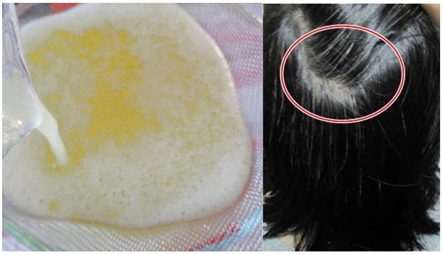 Tuyệt chiêu biến tóc bạc thành đen, biến tóc mỏng hóa dày nhờ vài quả khế chua