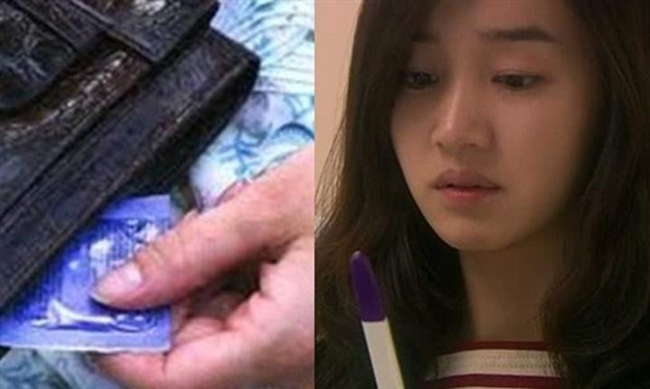 Biết chồng ngoại tình, ngày nào vợ cũng lén chọc thủng BCS rồi cho vào ví cho anh và cái kết rớt nước mắt