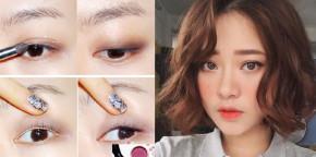 4 mẹo cực dễ giúp bạn gái dễ dàng sở hữu đôi mắt trong veo như gái Hàn