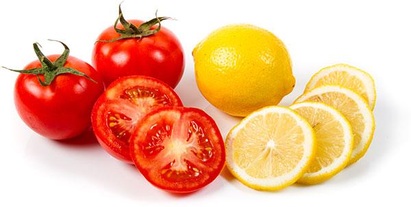 Spa tại nhà hữu hiệu với mẹo làm đẹp từ cà chua 3