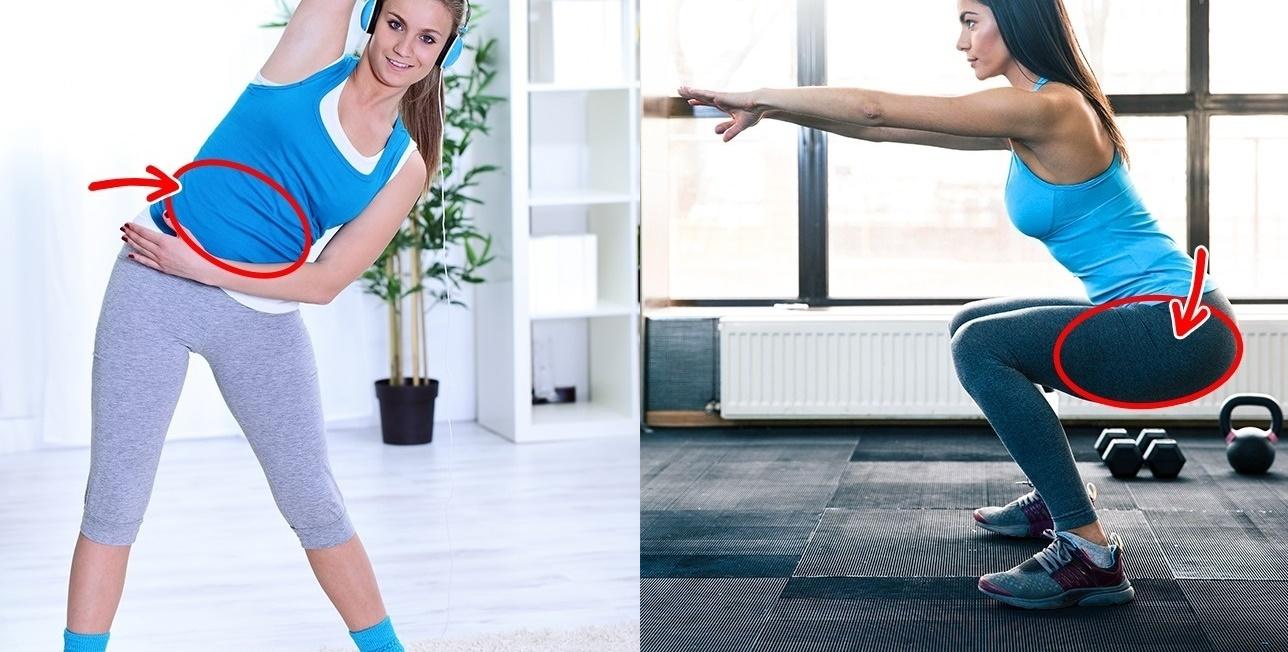 5 phút thực hiện 3 bài tập này bạn sẽ có cơ thể vạn người mê