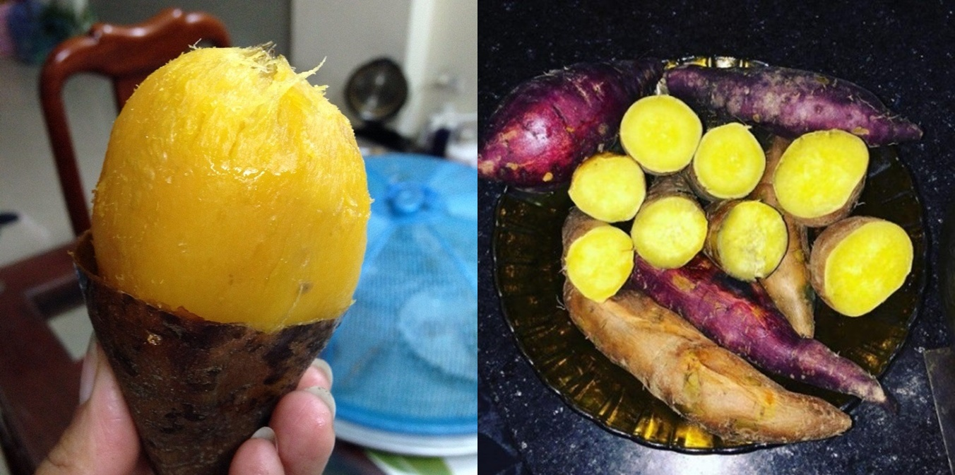 Mỗi bữa ăn 1 củ khoai lang, liên tiếp trong 7 ngày giảm liền 4kg