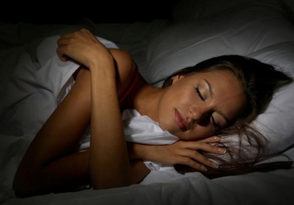 Giảm cân siêu tốc, vóc dáng chuẩn đẹp nhờ ngủ đúng cách