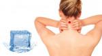 Đặt đá lạnh sau gáy mỗi ngày bạn sẽ cảm nhận được công dụng thần kỳ của nó đối với sức khỏe