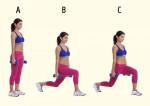 Bảy động tác đơn giản giúp bạn nhanh chóng có được cặp chân thon thả