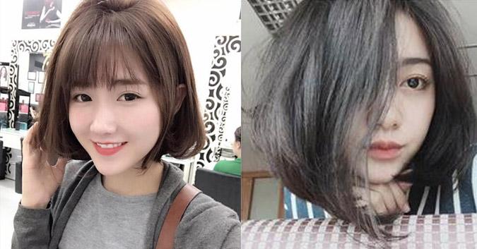 8 kiểu tóc ngang vai xinh lung linh 'hễ cứ cắt là đẹp', số 8 sẽ giúp bạn long lanh như sao Hàn