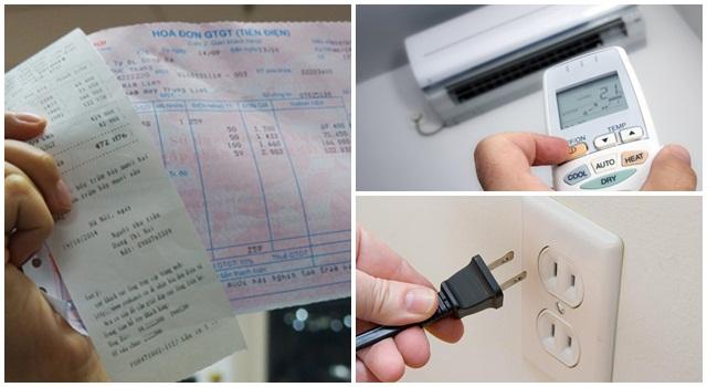 6 THAO TÁC NHỎ khiến hóa đơn tiền điện từ hơn 1 TRIỆU giảm xuống CÒN 500K dù điều hòa, tủ lạnh chạy suốt ngày