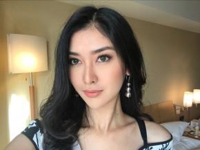Tân Hoa hậu Quốc tế có vòng eo con kiến nhờ chăm tập tạ và gập bụng
