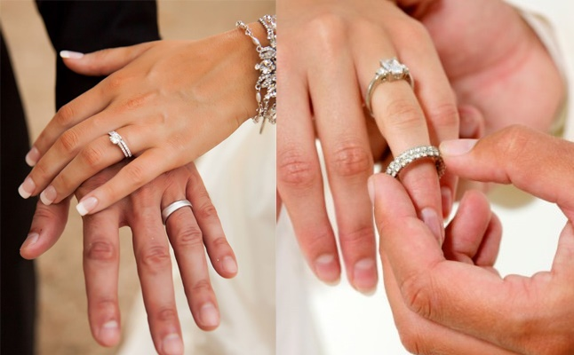 Vợ chồng nhớ phải đeo nhẫn cưới như thế này để hạnh phúc trọn vẹn, yêu thương nhau cả đời nhé