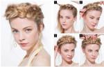 Tự tạo 4 kiểu tóc siêu phong cách dễ dàng làm trong 5 phút
