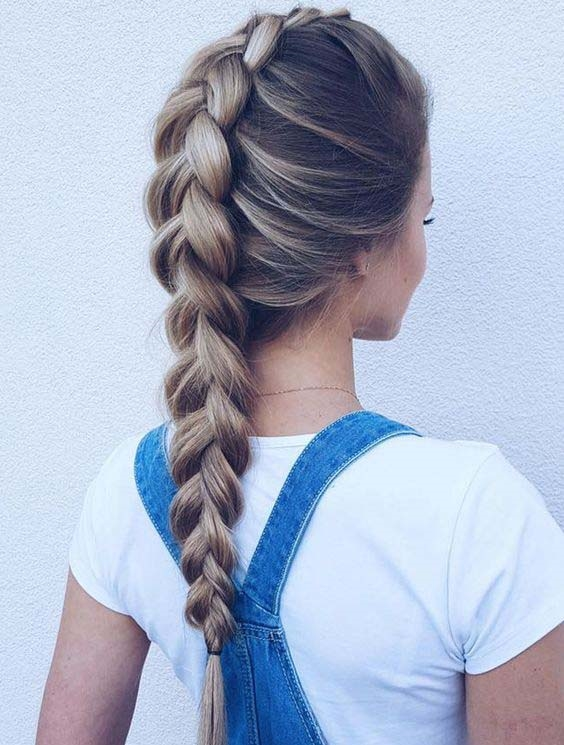 """Tám kiểu tóc tết dễ làm nhưng lộng lẫy """"hết cỡ"""" cho các nàng tha hồ điệu"""