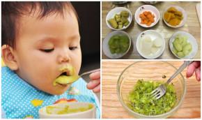 """9 loại rau quả CỰC NGON và TƯƠI vào mùa Đông, lại không """"dính án"""" hóa chất. Mẹ cho con ĂN DẶM vừa tăng sức đề kháng lại lên cân vù vù"""