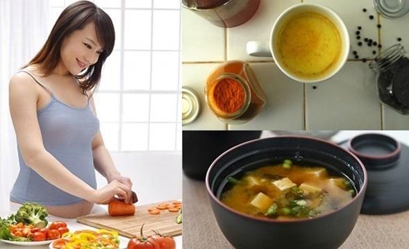 Mẹ bầu Việt Nam ăn giò heo, vậy mẹ bầu các nước khác ăn gì để tốt cho con trẻ?