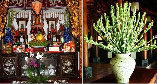 7 loại hoa cắm trên bàn thờ sẽ mang lại PHÚC LỘC cho gia chủ, bề trên 'ưng lòng' nên luôn mang tiền tài đến, đuổi hết xui xẻo ra khỏi nhà