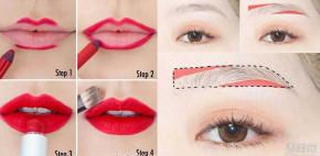 5 lỗi makeup khiến con gái già thêm chục tuổi